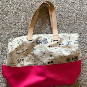 Kate spade for gap kids bag